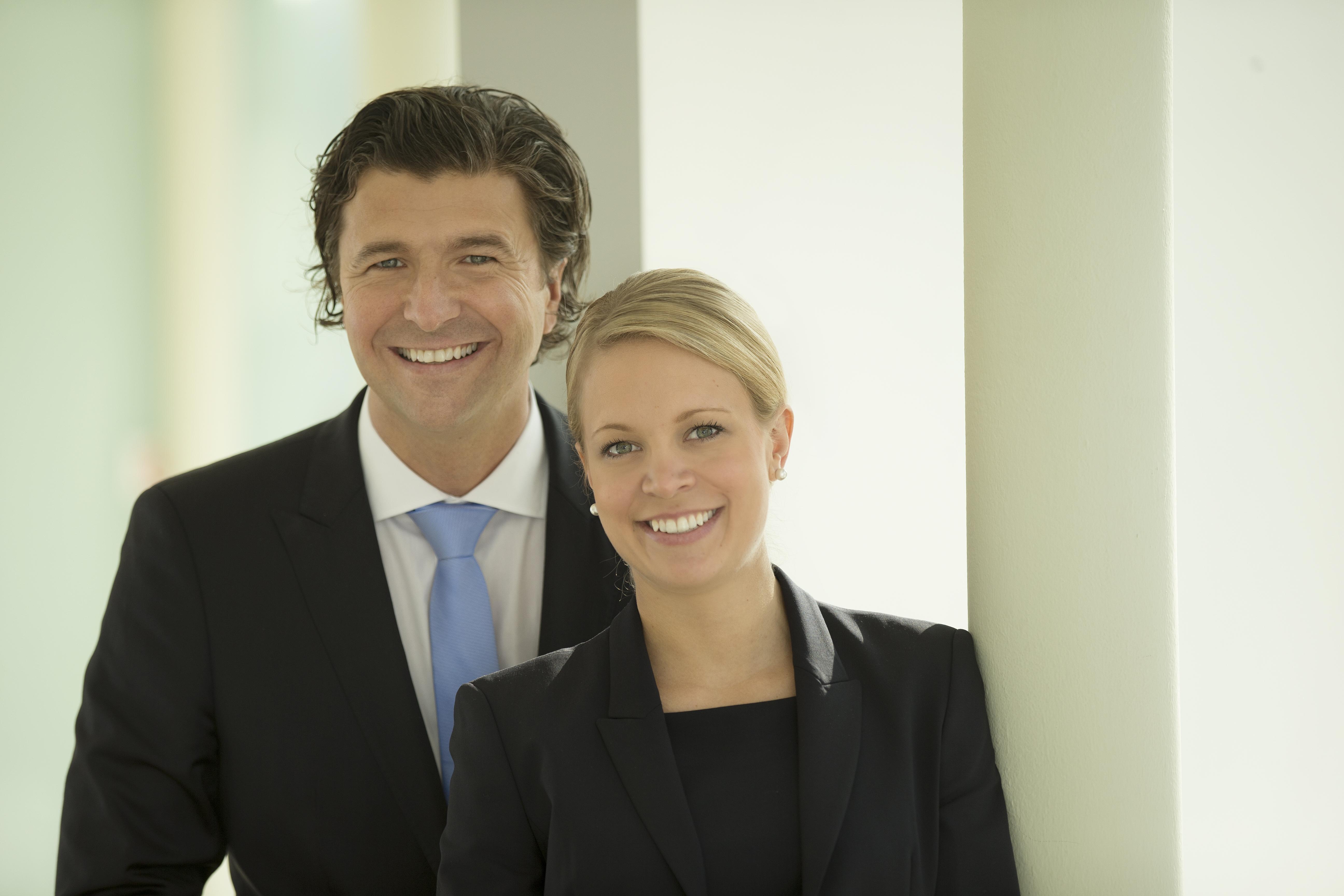 Bernhard und Christine Tröstl